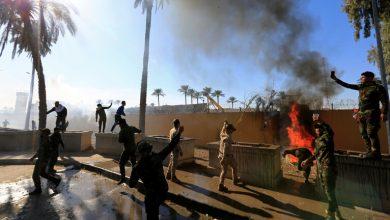 Photo of وزارة الخارجية العراقية تصعّد لهجتها ضد أمريكا