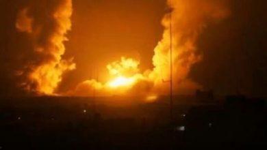 Photo of قصف قاعدة بلد ألاميركية ب 8 صواريخ كاتيوشا و حدوث اصابات