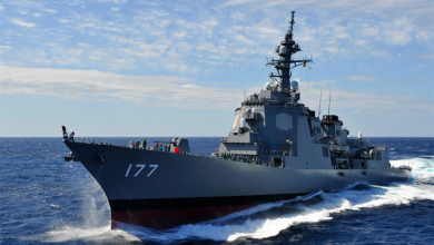 Photo of اليابان سترسل مدمرة وطائرات دورية إلى الشرق الأوسط لحماية سفنها التجارية