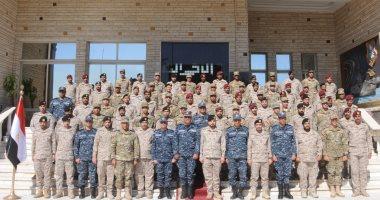 "Photo of انطلاق فعاليات التدريب البحري المشترك المصري السعودي ""مرجان-16"""