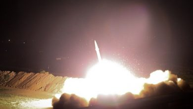 Photo of لحظة انطلاق الصواريخ الإيرانية ولحظة وصولها لقواعد أمريكا..فيديوهات جديدة