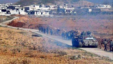 Photo of الجيش السوري يقترب من معرة النعمان ويحاصر قوات تركية