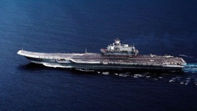 Photo of حاملة الطائرات الروسية الجديدة تحمل خصائص مذهلة