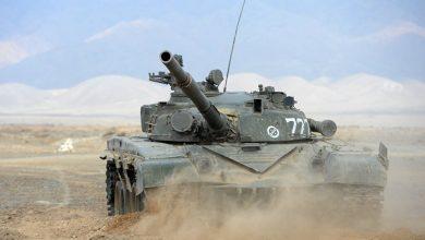 """Photo of منظومة حماية دبابة """"تي-72"""" تصمد في وجه صاروخ..فيديو"""