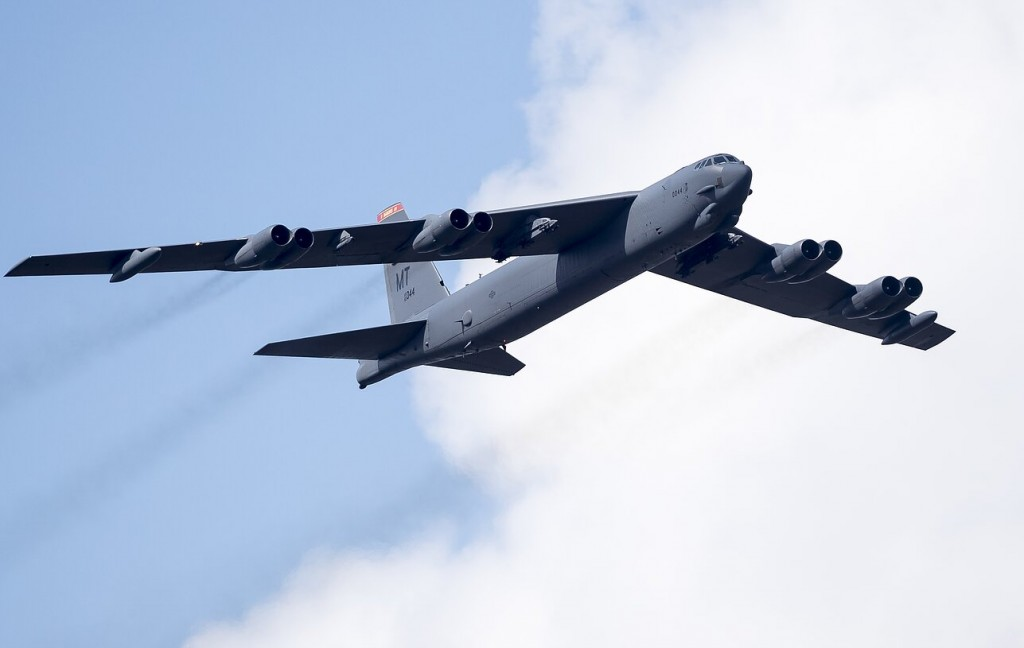 أمريكا تسحب الأسلحة النووية من القاذفة B-52H لعدم فعاليتها