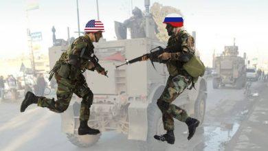 Photo of عراك بالأيدي وإطلاق نار بين قوات أمريكية وروسية في سوريا