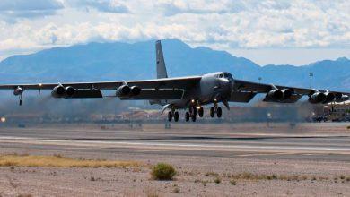 Photo of قاذفات القنابل الاستراتيجية الأمريكية من دون قذائف نووية حرارية