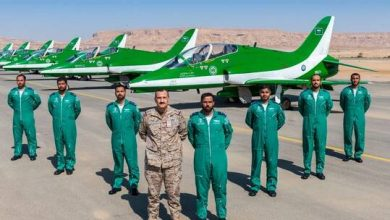 Photo of القوات الجوية السعودية تشارك في ملتقى الطيران الخامس بالمملكة – صور + فيديو