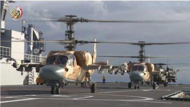 Photo of طائرات Ka-52 و Apache تتقابل وجهًا لوجه في مصر