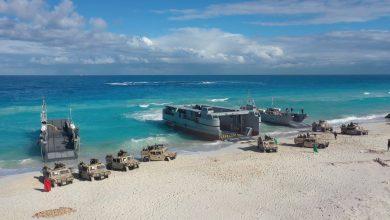 Photo of البحرية المصرية تنفذ عملية برمائية في المتوسط..صور