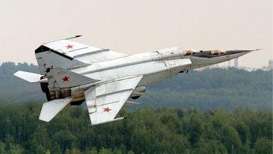 "Photo of مقاتلة ميغ-25 رقم واحد"" في العالم بين المقاتلات العسكريةفائقة السرعة"
