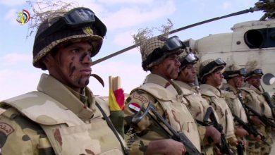 Photo of الجيش المصري يستعرض قوته بأحدث الأسلحة..فيديو