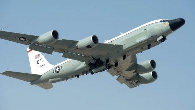 Photo of ثلاث طائرات أمريكية تتجسس على قواعد روسيا في سوريا