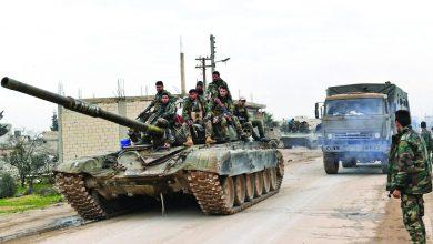 Photo of النظام السوري يستعيد طريق حلب دمشق الدولي لأول مرة منذ عام 2012