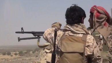Photo of مدفعية القوات المشتركة تدمر مقرات عسكرية للحوثيين في تعز