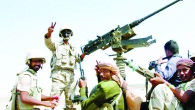 Photo of خسائر كبيرة للحوثي في قطاعات نهم والجوف
