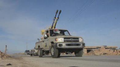 Photo of الجيش الليبي يحرك قواته نحو الزاوية..فيديو