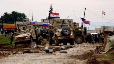 Photo of دورية أمريكية تستنجد بروسيا بعد محاصرة مواطنين سوريين لها..فيديو