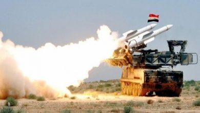 "Photo of الدفاعات السورية تتصدي لـ""عدوان""جوي إسرائيلي قرب دمشق"