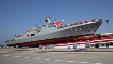Photo of استهداف سفينة أسلحة تركية قرب طرابلس من قبل الجيش الليبي