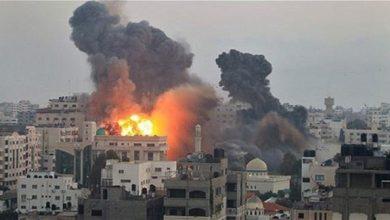 Photo of إسرائيل تعاقب غزة بغارات جوية ردا على إطلاق صواريخ