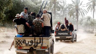 Photo of معارك حول طرابلس و تحريض تركي يؤجج الموقف