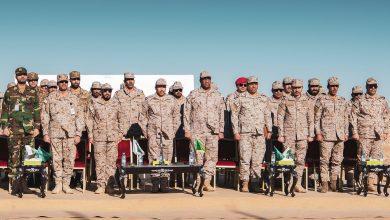 "Photo of انطلاق مناورات ""الصمصام 7"" السعودية الباكستانية (فيديو وصور )"