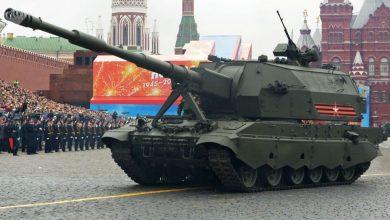 """Photo of الكشف عن مميزات مدفعية"""" كاليتسيا"""" الروسية"""