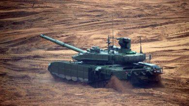 Photo of دبابة تي-90إم المطورة تقترب من مميزات دبابة أرماتا