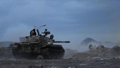 Photo of انفجارات عنيفة تهز العاصمة اليمنية صنعاء