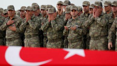 Photo of مقتل 16جندي تركي في ليبيا من بينهم قائد القوات التركية