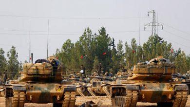 Photo of تركيا تحشد راجمات صواريخ على حدود سوريا ..والتصعيد مستمر..فيديو