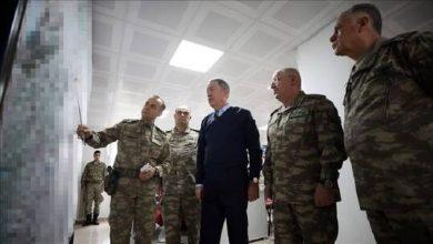 Photo of وزير الدفاع التركي يتولى قيادة العمليات شخصيا في ادلب