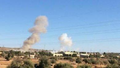 Photo of فصائل  الوفاق المسلحة  تتقاتل في مدينة غريان