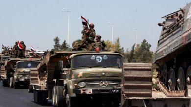 Photo of تقدم نوعي للجيش السوري شمالا وتركيا ترسل أرتال عسكرية