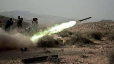 Photo of هجوم صاروخي يصيب الجناح الأمريكي في معسكر بسمايه العراقي