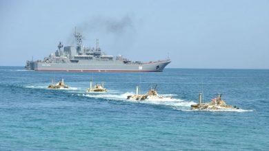Photo of روسيا ترسل سفينة انزال محملة بالأسلحة لسوريا