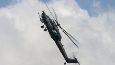 Photo of تزويد مروحية الصياد الليلي الروسية بصاروخ يسقط الأباتشي