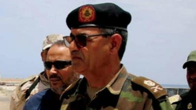 Photo of طائرة تركية تغتال قيادي بارز في الجيش الليبي