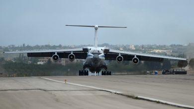 Photo of طائرات عسكرية روسية تنقل علماء وأجهزة إلى إيطاليا