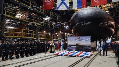 Photo of روسيا تختبر غواصة ديزل جديدة للبحرية الروسية