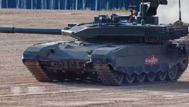 Photo of دبابات T-90M المطورة تظهر في عيد النصر بموسكو