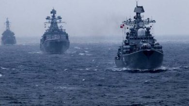 Photo of البحرية الروسية تتدرب على حماية شواطئها بأسلحة متطورة