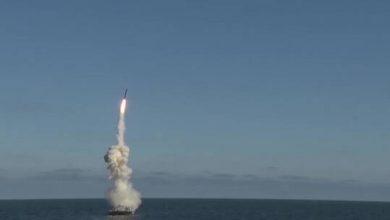 "Photo of روسيا تسرع اختبارات صواريخ ""تسيركون"" فرط الصوتية"