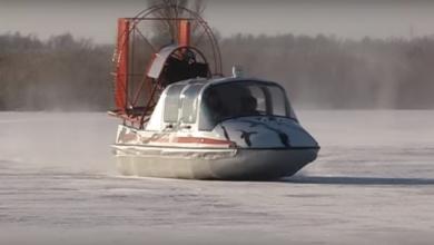 Photo of مركبات برمائية  روسية جديدة وبمواصفات خاصة