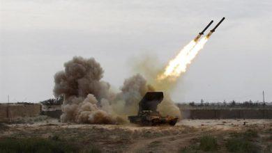 Photo of إعتراض صاروخين باليستيين أُطلقا على الرياض