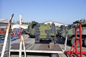 Photo of إرتفاع صادرات السلاح السويسري  عام 2019