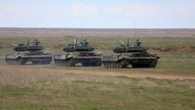 Photo of مناورات روسية ضخمة على حدود أكرانيا