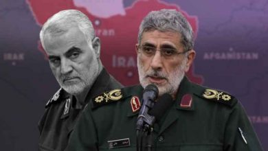 "Photo of ""قاسم قآني"" خليفة سليماني يظهر في سوريا ..صورة"