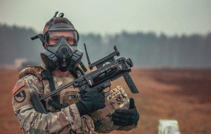 الجيش الأمريكي , قاذفات, قنابل , M320 40 ,